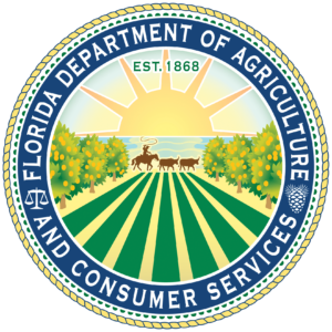Florida Department of Agriculture and Consumer Services 2018 current logo